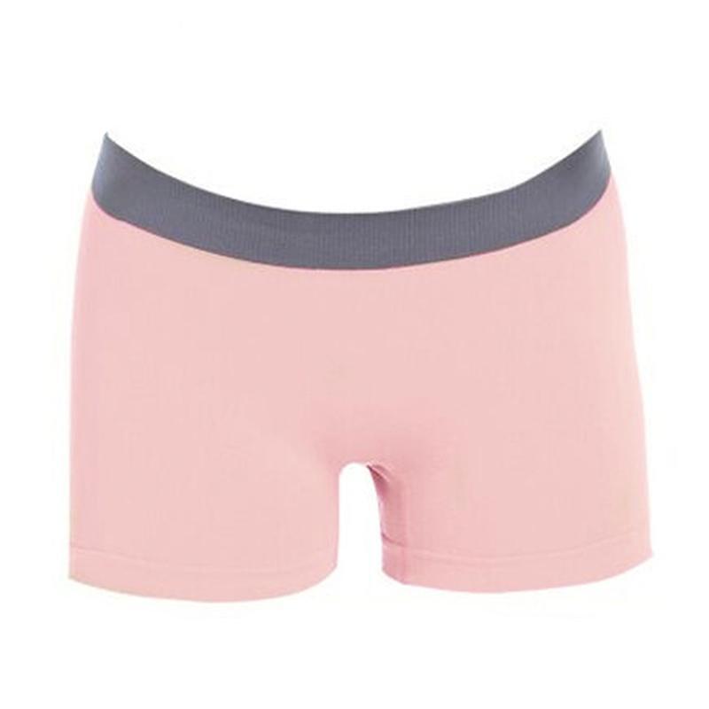 a16540769daa Summer Women High Waist Boxer Shorts Pants Ladies Underwear Plus ...