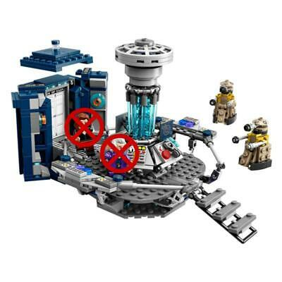 New - No Figs or Box - Lego 21304 Doctor Who - Ideas