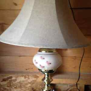 Set of Living Room Lamps For Sale