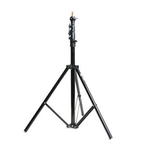 2x 8 Foot Light Stands for Photography (Cameron LS-8AC)