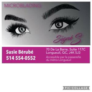 MICROBLADING Signé S