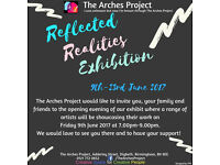 Reflected Realities Art Exhibition
