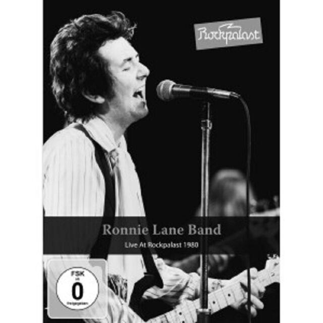 RONNIE BAND LANE - LIVE AT ROCKPALAST  DVD  CLASSIC ROCK & POP  NEU