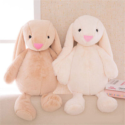 Cute Kids Plush Soft Long Ears Bunny Rabbit Animals Doll Toy Gift - Long Ears