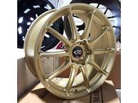 "18"" Rota GRA Wheels and Tyres 5x114.3 For 5 stud Honda & Subaru STI Models"