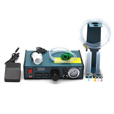 983a Digital Auto Glue Dispenser Solder Paste Liquid Controller Glue Dropper
