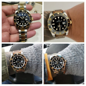 Rolex Submariner Date Two-Tone 116613LN (Box and papers)