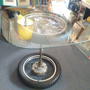 The Motorcycle Tyre Table