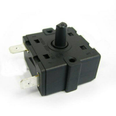 Power Offon 2 Position Rotary Switch 16a 125v250vac