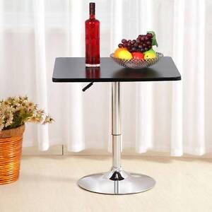 Modern MDF Adjustable 360 Swivel Bar Table Hydraulic Lift Square Dandenong South Greater Dandenong Preview