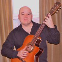 Solo Guitarist Available for Wedding Ceremonies