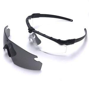 2314c4dc2548 Oakley SI Ballistic M Frame 3.0 Apel Military Glasses 2 Lens Matte Black