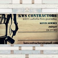 professional fence installation and much more (general contract.