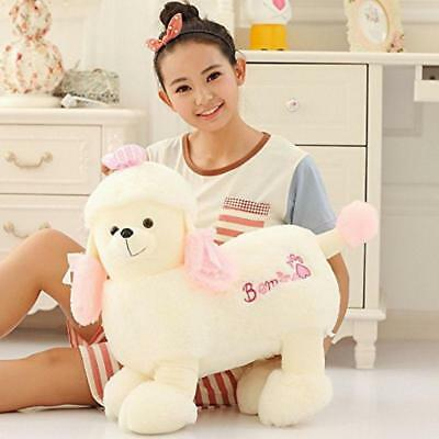 55Cm Large Huge Big Cute Puppy Dog Pet Pug Plush  Stuffed Soft Toy Doll Kid Gift
