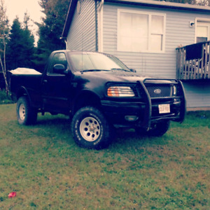 1999 ford F-150 4x4 (serious inquiries Only)