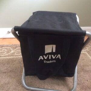 AVIVA ELITE COOLER WITH SEAT