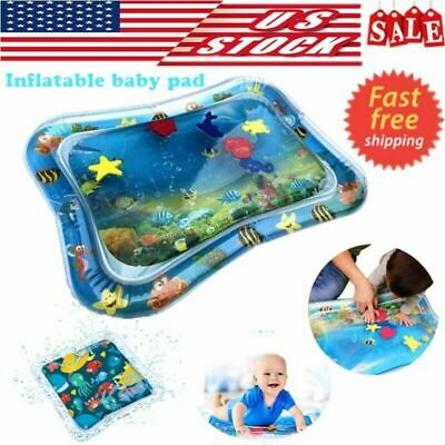 Baby Novelties (Inflatable Baby Water Mat Novelty Play for Kids Children Infants Tummy Time)