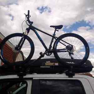 Ford f150 thule roof rack towers and bars
