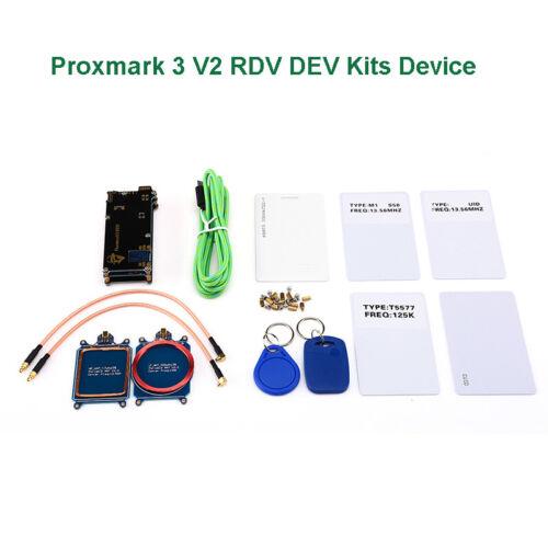 Proxmark3 RDV2 RDV DEV Cloner Kits Programmer Writer Reader Copier UID NFC T5577
