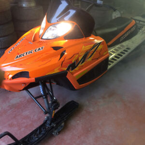 2006 Artic Cat M7 Mountain Sled Mint Condition