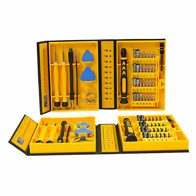 38 in 1 Premium Screwdriver Set Repair Tool Kit Fix iPhone Laptop Macbook PSP PC