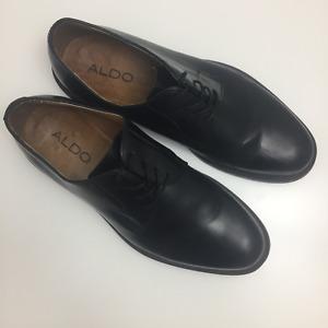 Men's Aldo Leather Dress Shoes