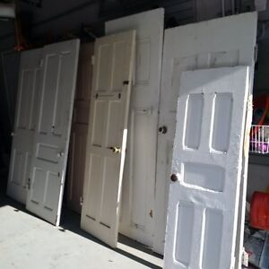Antique solid wood doors 5 available all different sizes
