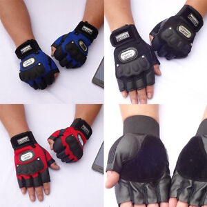Half Finger Synthetic Leather Boxing Fighting Gloves Multi-Funct