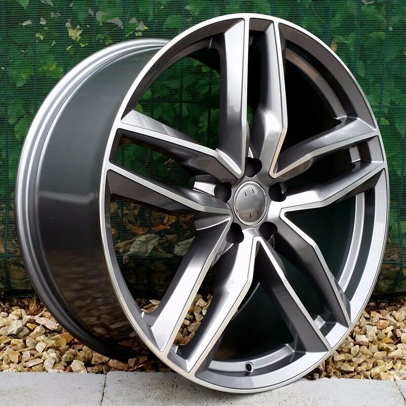 "21"" RS6-C Style Alloy Wheels for Audi Q5 Etc"