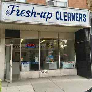 ## MUST SELL DRY CLEANING BUSINESS IN TORONTO ## .