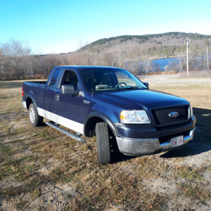 2005 Forf F-150 XLT