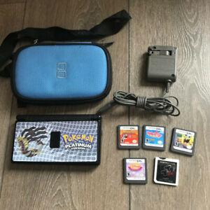 Nintendo DS Lite with tons of great games on TTDS