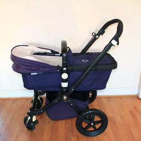 bugaboo cameleon pushchair buggy pram stroller push
