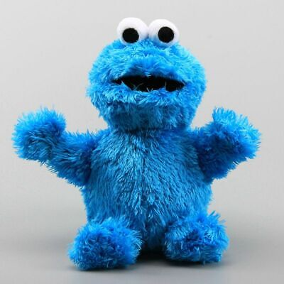 New Sesame Street 12'' Large Cookie Monster Soft Plush Stuffed Toy Kids Toy Gift
