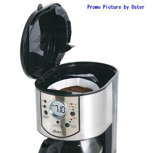 Oster 12 Cup Programmable Coffee Maker - Clean & Gently Used Williams Lake Cariboo Area image 3