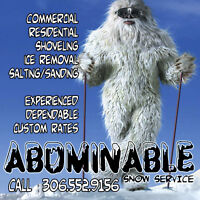 Abominable Snow Service