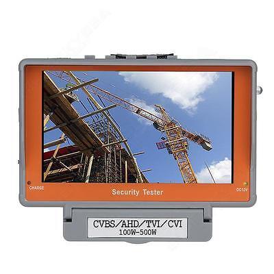 4-in-1 Camera Tester 5 Tft Video Security Cctv Test Cvbsahdtvicvi Wrist Usa