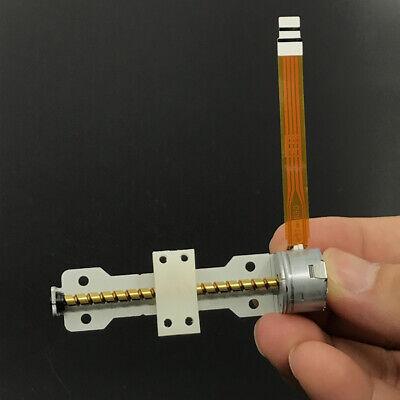 Dc 3v-5v 2-phase 4-wire Micro 15mm Stepping Stepper Motor Screw Block Slider Nut