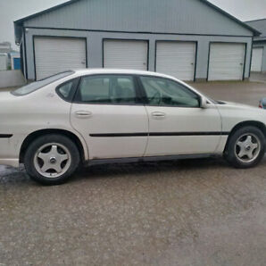 2004 Chevy Impala for sale
