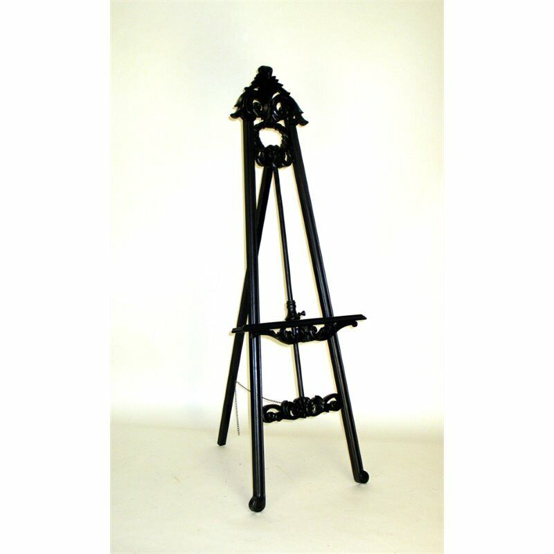 Wayborn Bishop Easel in Antique Black