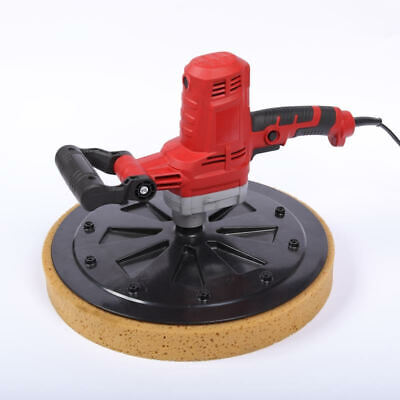 New 110v Electric Concrete Cement Mortar Trowel Wall Plaster Smoothing Machine