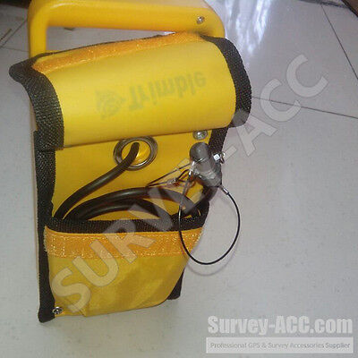 New Trimble Alpha Battery Case Box W Assemble Screws And Cable And No Cells