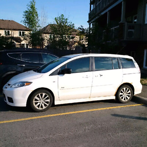 Parting out mazda 5
