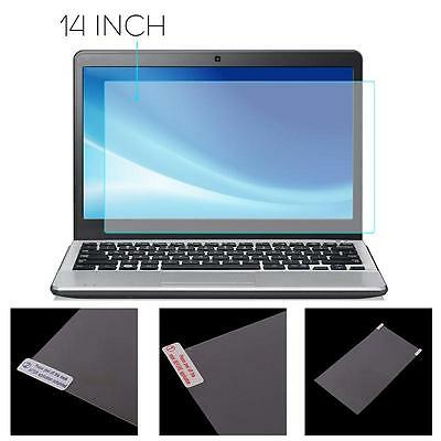 14 Inch LCD LapTop Screen Wide Protector Film For Top Lap Notebook US Widescreen Laptop Screen Protector