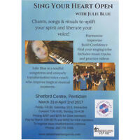Sing Your Heart Open with Julie Blue