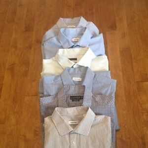 ****6 MEN'S DRESS SHIRTS**** London Ontario image 1