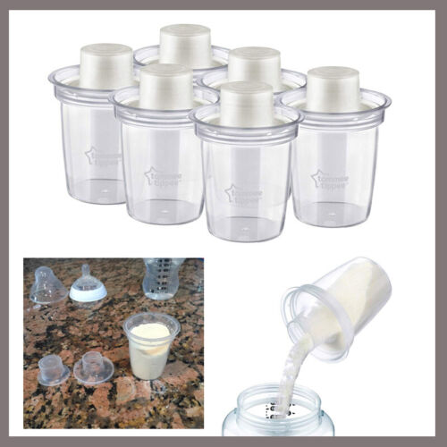 Baby Milk Powder and Formula Dispensers Travel Storage Container BPA-Free