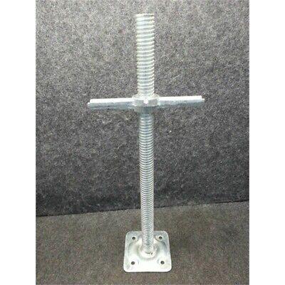 Metaltech M-mbsjp24 24 Leveling Jack 5-14 X 5-14 Base No Box