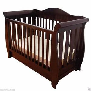 Baby sleigh cot/ toddler bed Kealba Brimbank Area Preview