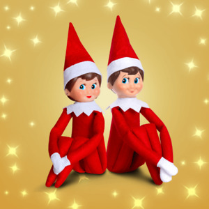 Elf on the Shelf toy for Xmas